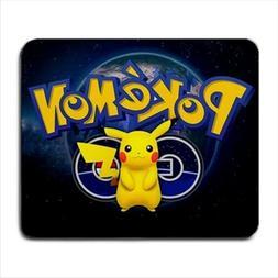 mousepad pokemon go gaming pikachu mat pc