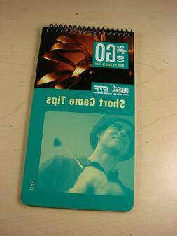 On the Go Golf Guide: Short GameTips  Booklet