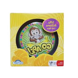 Patch, Go Ape! Silly Actions Card Game Family Fun Why Go Fis