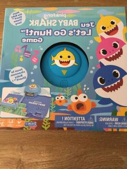 Pinkfong Baby Shark Let's Go Hunt! Board Game