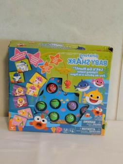 Pinkfong Baby Shark Lets Go Hunt Fishing Game - Damaged Pack
