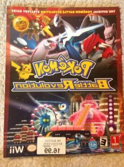 Pokemon Battle Revolution Prima Official Game Guides  Go!  F