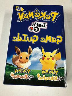Pokemon Let's Go Game Guide, Pikachu And Eevee, 800+ Pages