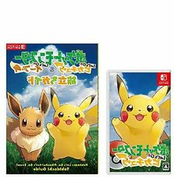 ! Pokemon Let's Go Pikachu - Switch + departure Guided