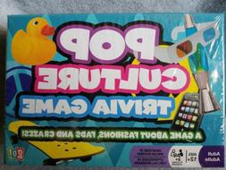 Pop Culture Trivia Game - Outset -  New sealed in box Family