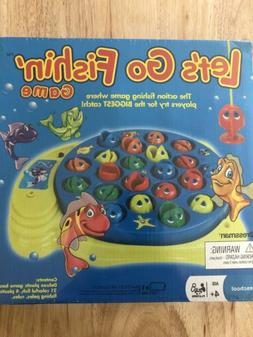 Pressman Toy - Let's Go Fishin' Game