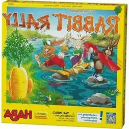 HABA Rabbit Rally - A Challenging and Fun Guessing Game for