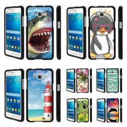 For Samsung Galaxy Grand Prime / Go Prime Hard Fitted 2 Piec