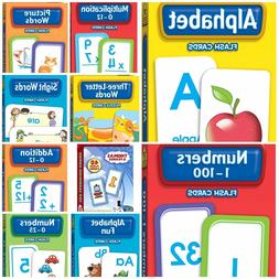 school zone early learning flash cards variety