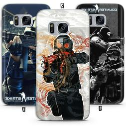 Shooter Multiplayer Video Game CS GO Case Cover For Samsung