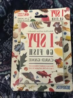 Spy Go Fish Card Game - Have a Monkey? - I Spy Go Fish Card