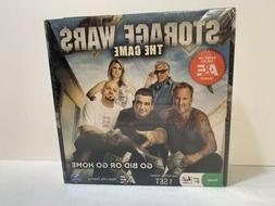 STORAGE WARS The Game Go Bid Or Go Home .Ages 8+ 2-6 Players