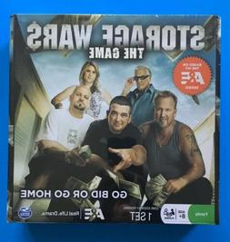 STORAGE WARS The Game Go Bid Or Go Home~ 2-6 Players~Spin Ma