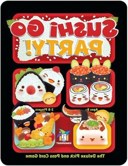 Gamewright Sushi Go Party! - The Deluxe Pick & Pass Card Gam