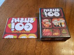 Sushi Go! The Pick and Pass Card Game by Gamewright - Brand
