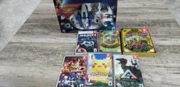 Nintendo switch 5 game lot - Let's Go Pikachu, Ark, Sonic Fo
