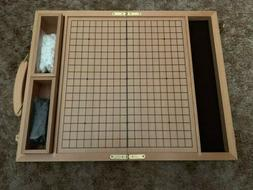The Game Keeper Collection Deluxe Wooden Go