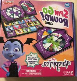 Vampirina Spin Go Round! Game Wonder Forge Disney Junior
