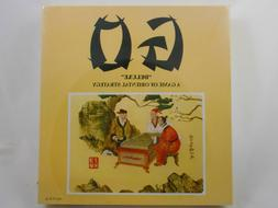 VINTAGE 1982 GO DELUXE THE GAME OF ORIENTAL STRATEGY WITH SO