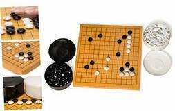 Yellow Mountain Imports Shin Kaya Reversible 13x13 / 9x9 Go